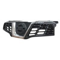 Оригинальная решетка радиатора Nissan Qashqai  2010-13